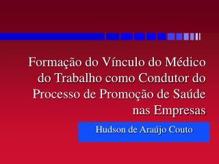 Hudson de Araújo Couto