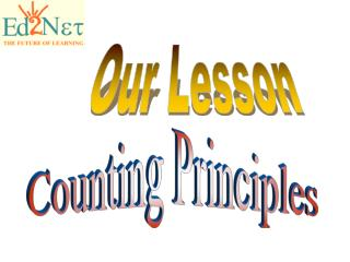 Our Lesson