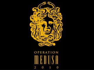 """""""OPERATION MEDUSA 2010"""" SPONSORS"""