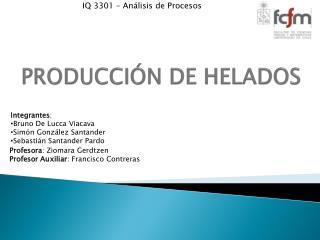 Integrantes :  Bruno De Lucca  Viacava Simón González Santander  Sebastián Santander Pardo