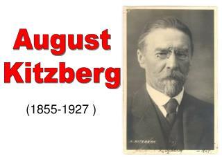 August Kitzberg