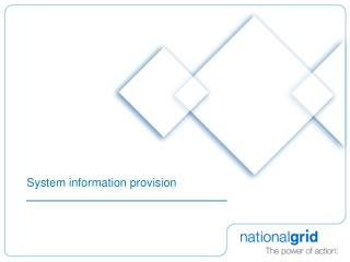 System information provision