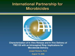 Microbicide Delivery: Choice will be Key to Widespread Adoption of Microbicides