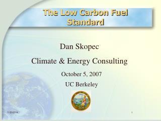 October 5, 2007 UC Berkeley