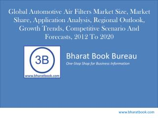 Global Automotive Air Filters Market Size, Market Share, Application Analysis, Regional Outlook, Growth Trends, Competit