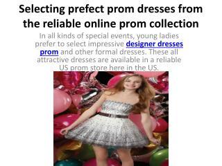 american prom dresses online