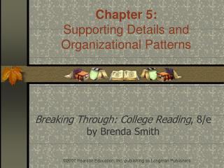Breaking Through: College Reading, 8