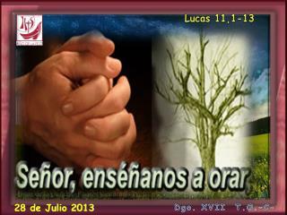 Lucas  11,1-13