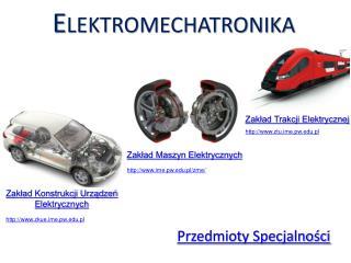 Elektromechatronika