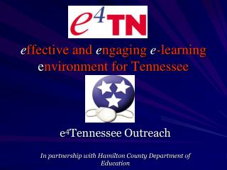 Effective and engaging e-learning environment for Tennessee
