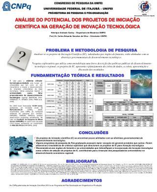 Henrique Andrade Godoy – Engenharia de Mecânica UNIFEI