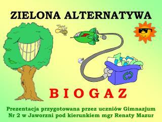 ZIELONA ALTERNATYWA