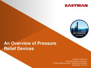 An Overview of Pressure Relief Devices