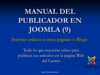 MANUAL DEL PUBLICADOR EN JOOMLA (9)