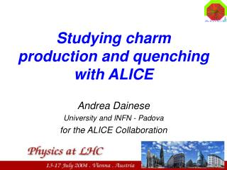 Studying charm production and quenching with ALICE