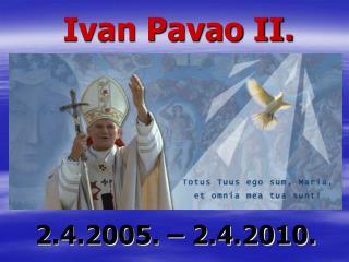 Ivan Pavao II.