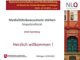 Ulrich Gutenberg