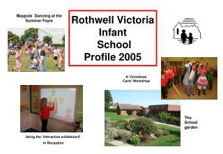 Powerpoint Attachment RothwellVictoriaInfantsProfile2006 ...