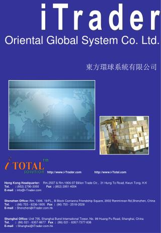 Oriental Global System Co. Ltd.