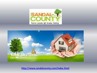 Sandal County Realestate in Visakhapatnam