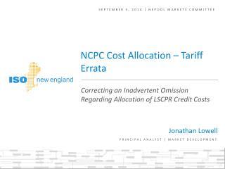 september  3, 2014 | NEPOOL markets committee
