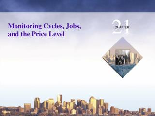 Monitoring Cycles, Jobs, and the Price Level