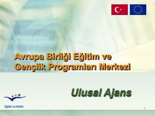 Avrupa Birliği Eğitim ve Gençlik Programları Merkezi