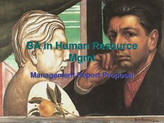 BA in Human Resource Mgmt