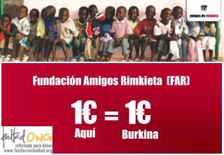Fundación Amigos Rimkieta  (FAR)