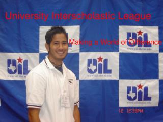 University Interscholastic League