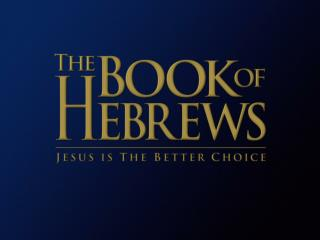 Jesus Christ: The Better Choice