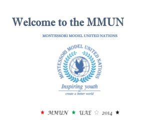 Welcome to the MMUN