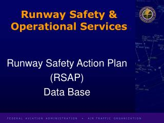 Runway Safety & Operational Services