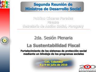Fortalecimiento de los sistemas de protección social