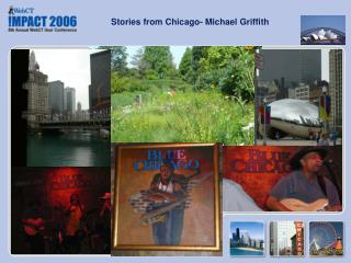 Stories from Chicago- Michael Griffith
