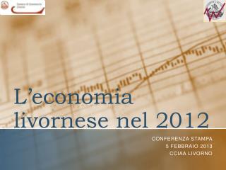 L'economia livornese nel 2012