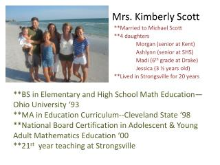 Mrs. Kimberly Scott