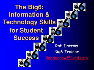 The Big6: Information & Technology Skills