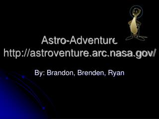 Astro-Adventure astroventure.arc.nasa/