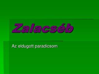 Zalacséb