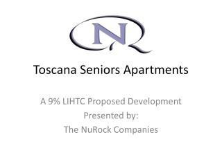 Toscana Seniors Apartments
