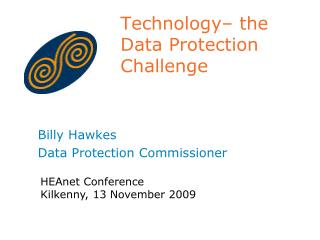 Technology– the  Data Protection Challenge