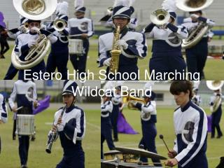 Estero High School Marching Wildcat Band