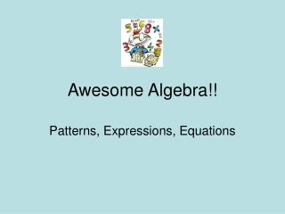 Awesome Algebra!!