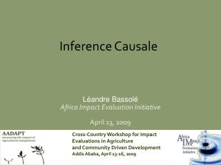 Inference Causale
