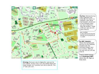 87 Aida St map