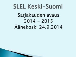 SLEL Keski-Suomi