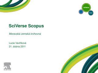 SciVerse  Scopus
