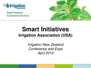 Smart Practices. Sustainable Solutions.
