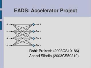 EADS: Accelerator Project